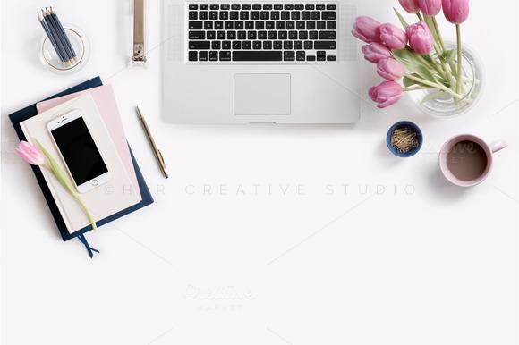 Styled Stock Photography Desktop