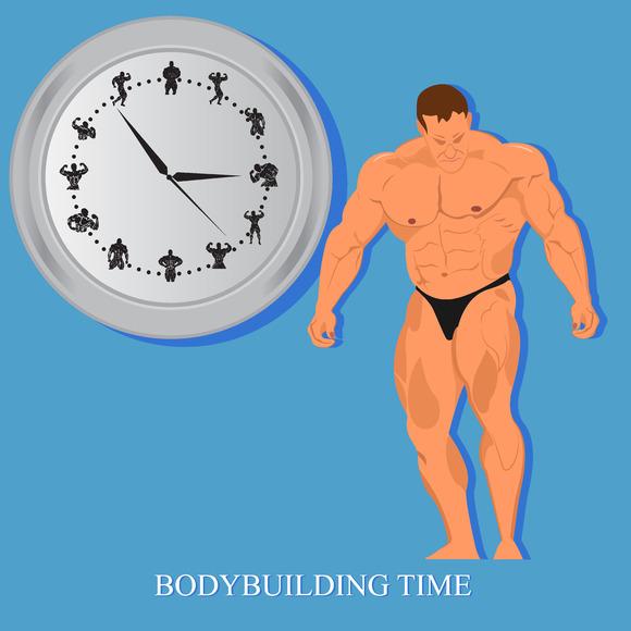 Bodybuilding Icons Fitness