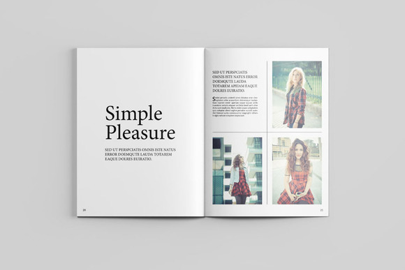 fashion magazine template-v434 579573