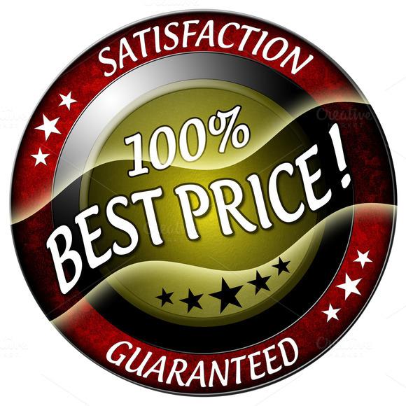 100% Best Price Icon