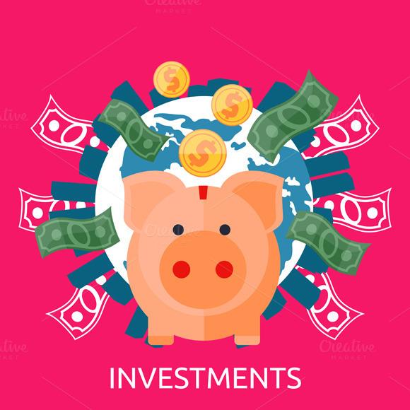 Investment Piggy Bank