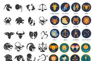 Zodiac signs-Graphicriver中文最全的素材分享平台