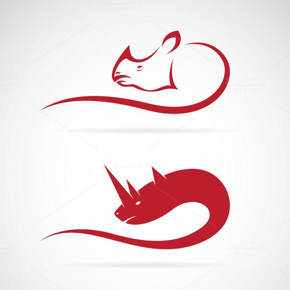 Rhino And Rhinoceros Design
