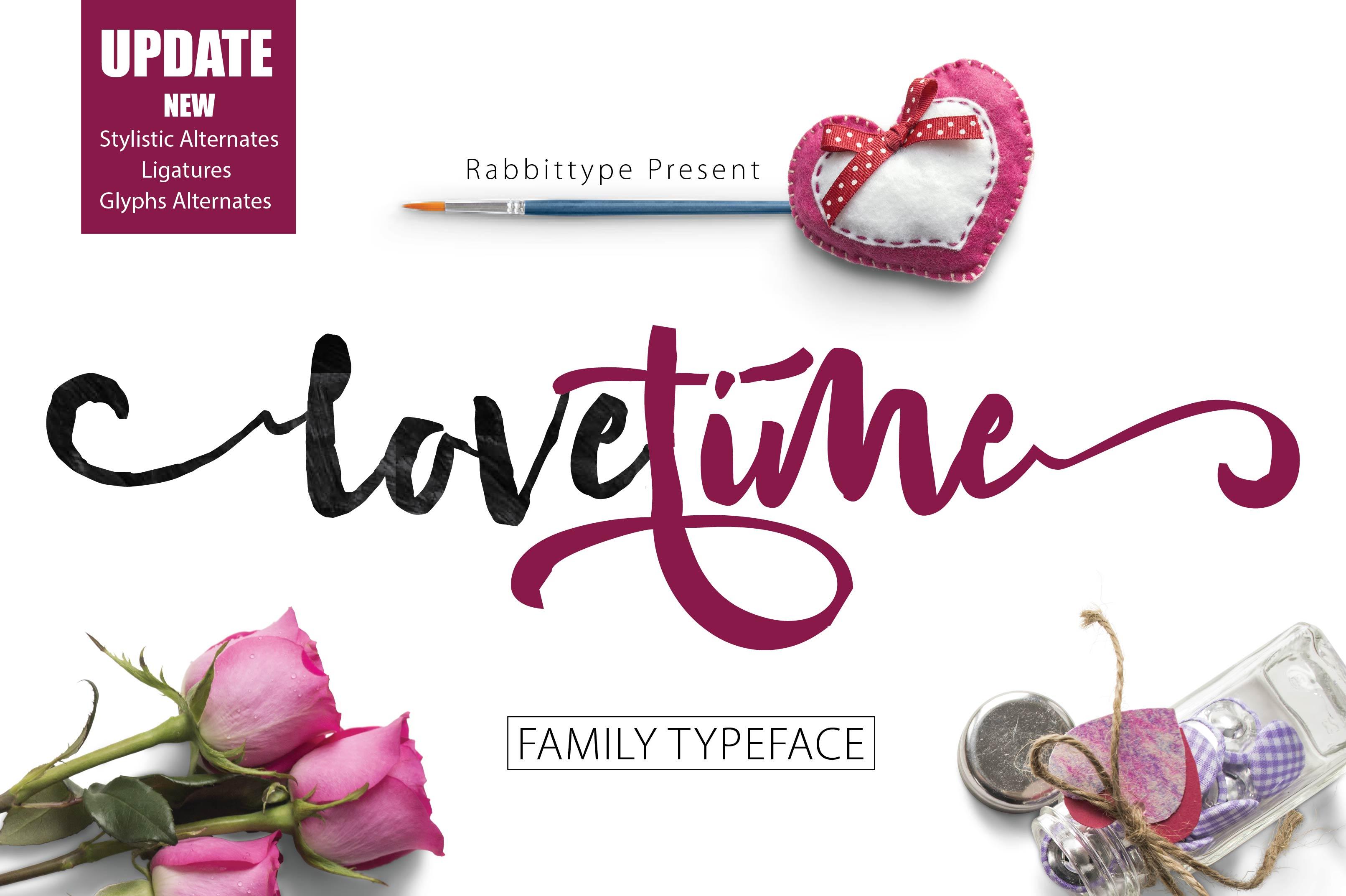 LOVE TIME script Family - Script - 1