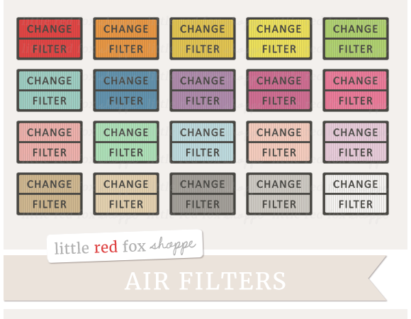Air Filter Clipart