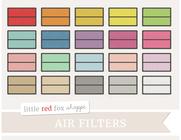 Air Filter Clipart