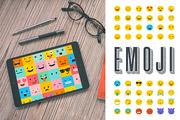 Emoji / emoticons bundle of-Graphicriver中文最全的素材分享平台