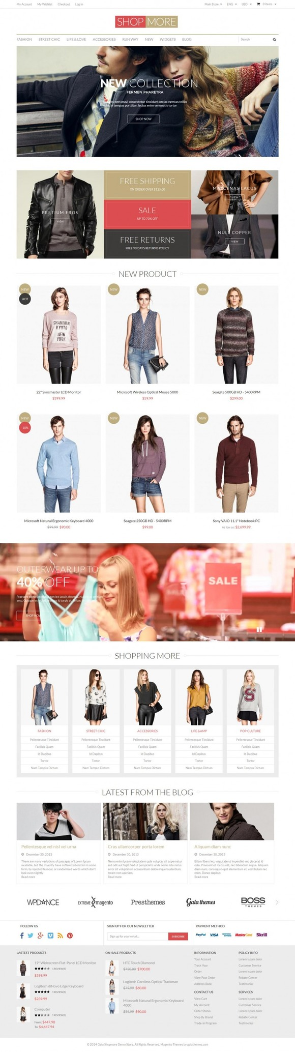 ShopMore Magento Theme