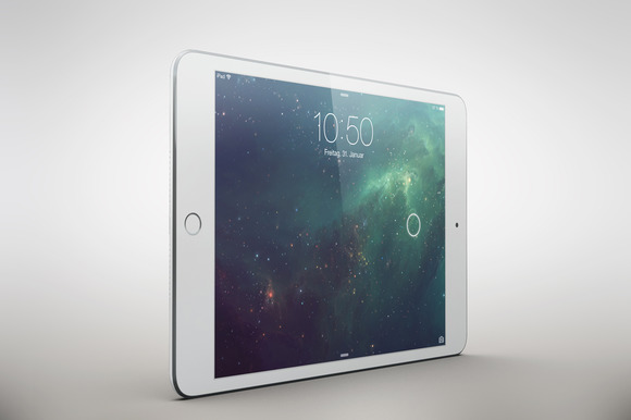 IPad Mini Mock Up