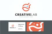 Creative lab logo-Graphicriver中文最全的素材分享平台