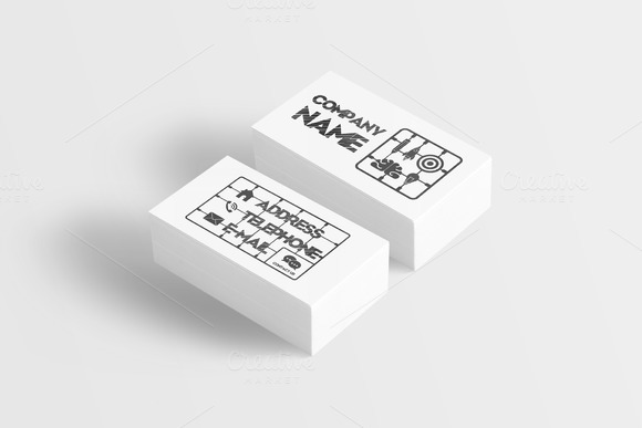 Business Card Kit