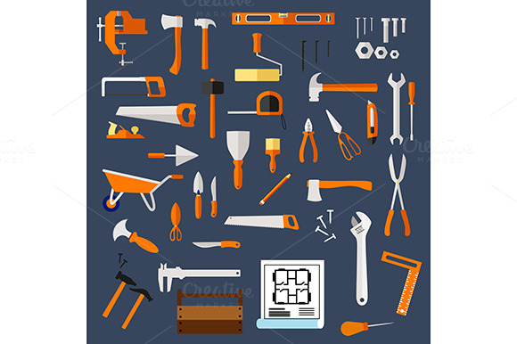 Construction And Repair Hand Tools
