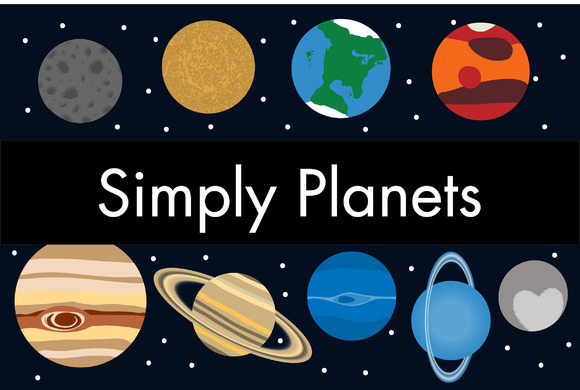Simply Planets