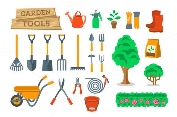 Gardening And Farming Tools