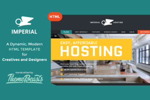 Imperial - Responsive HTML Theme