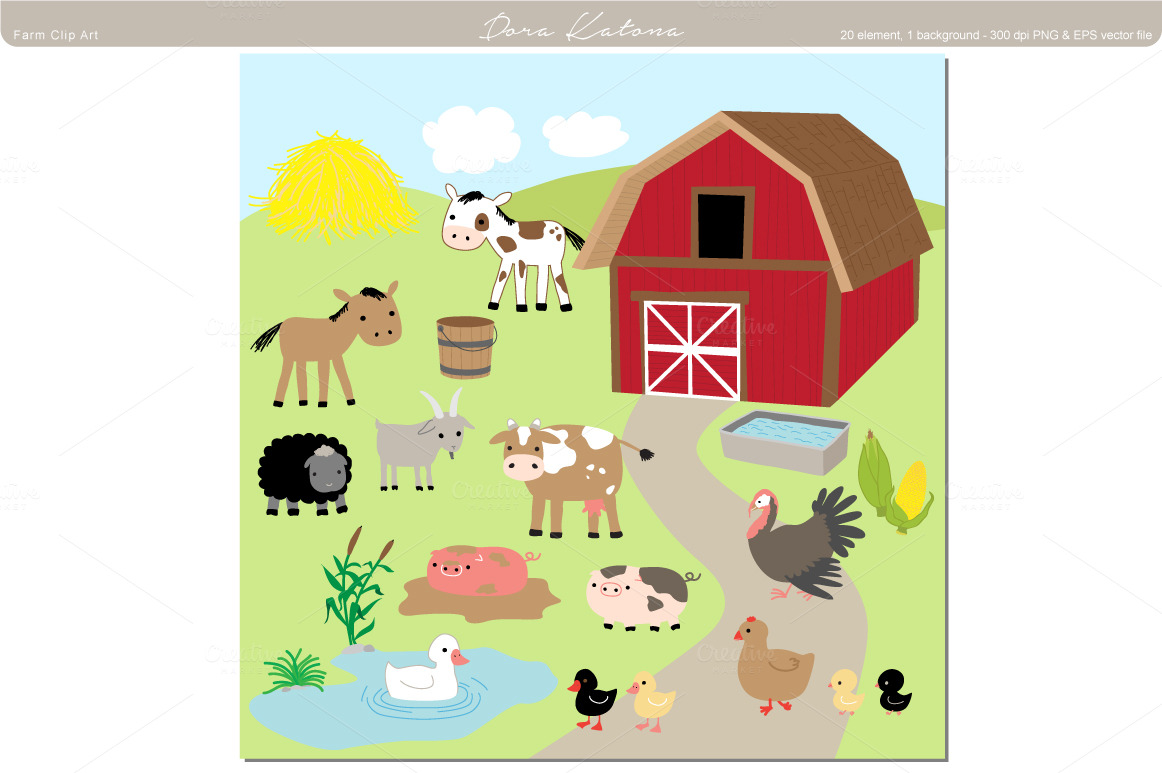 Top Animated Farmer Clip Art Wallpapers