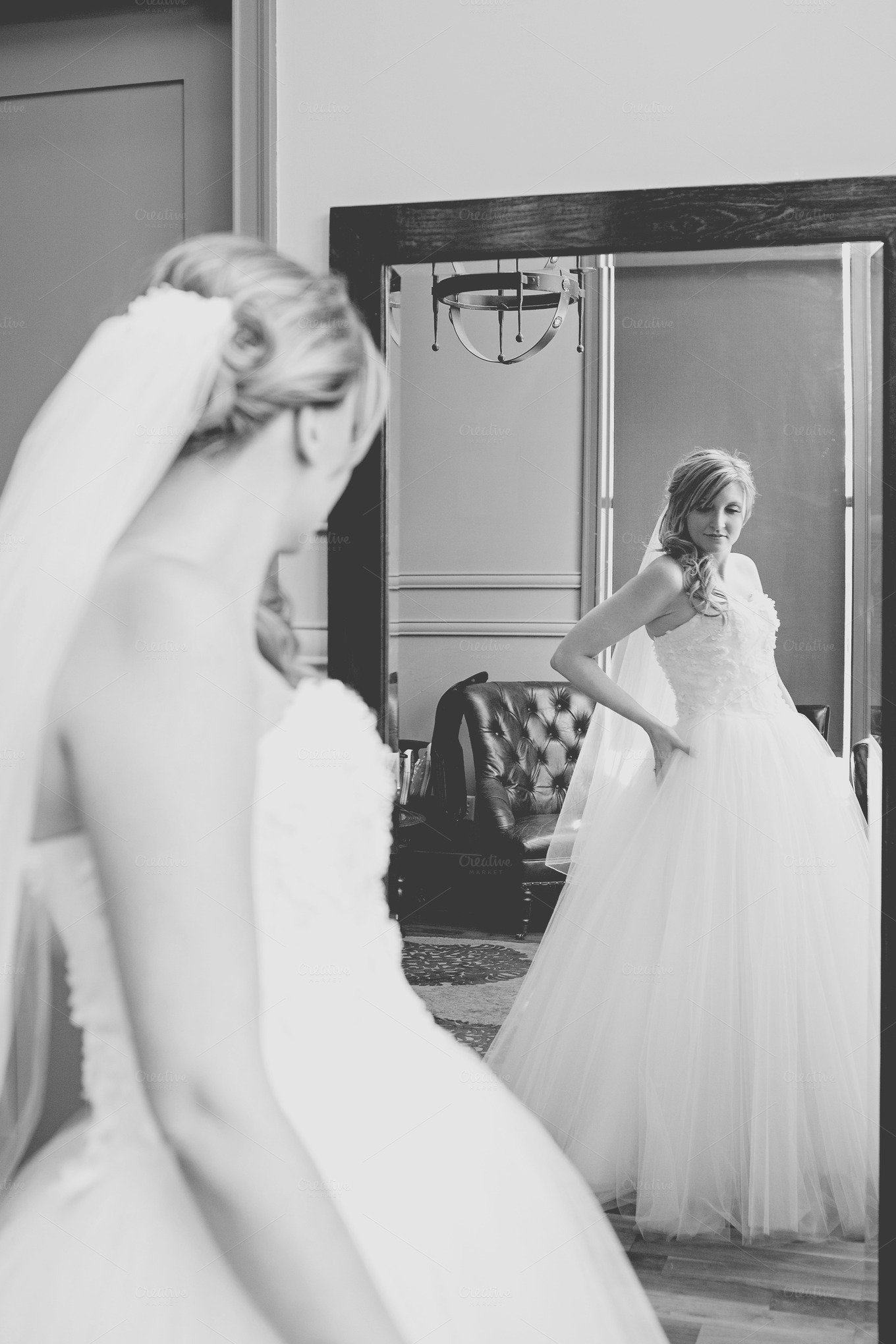 What johnson beautiful bride