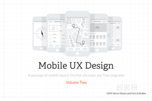Mobile UX Design Tiles V2