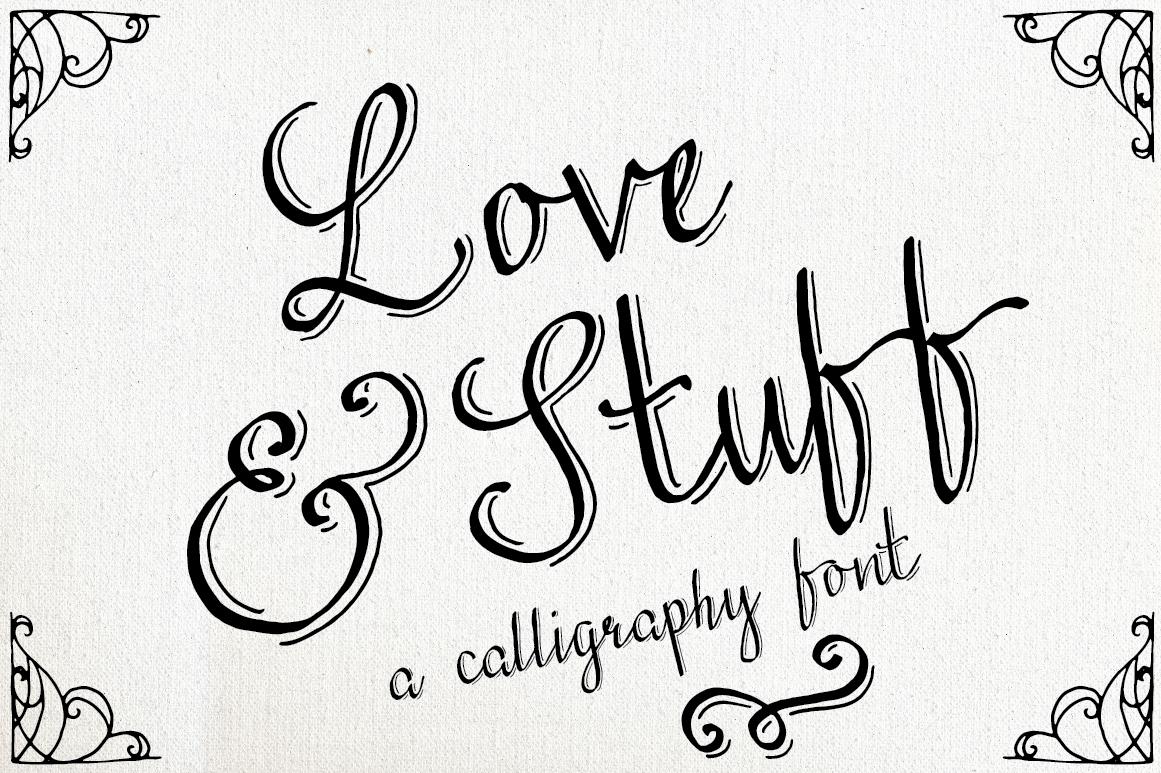 Calligraphy Fonts: Script Fonts On Creative