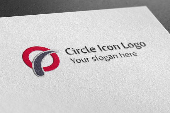Circle Icon Logo