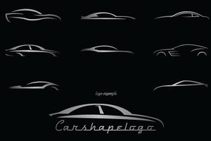 Car Shapes For Logos #2