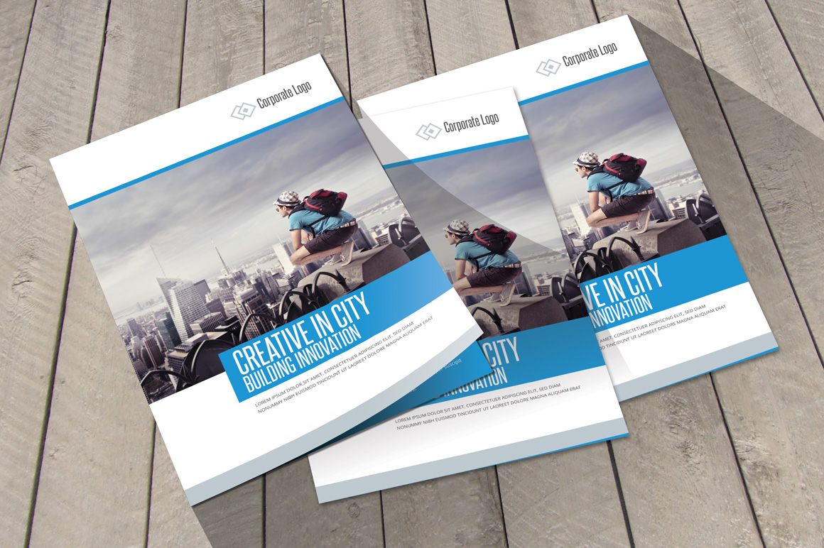creative brochure templates free - brochure creative in city brochure templates on creative