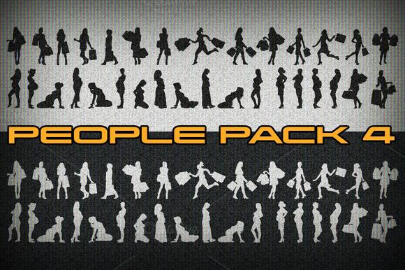 People Pack 4
