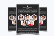 Photography Flyer Template-Graphicriver中文最全的素材分享平台
