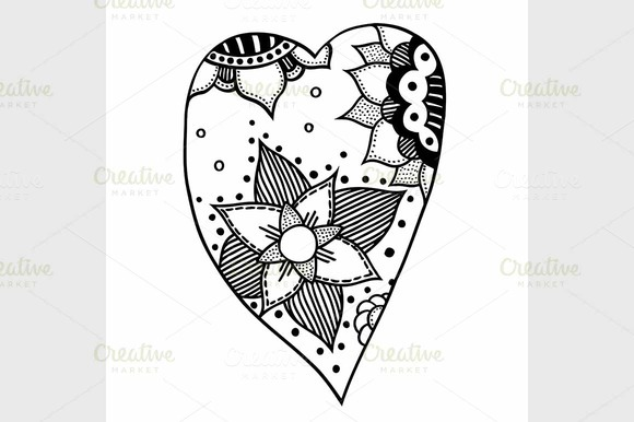 Heart In Vector