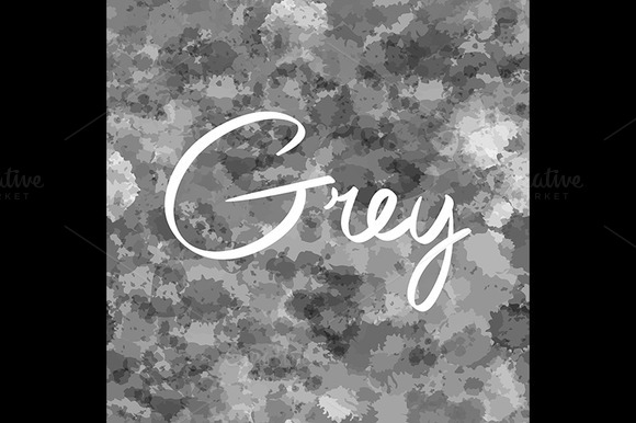 Grey Vector Seamless Pattern