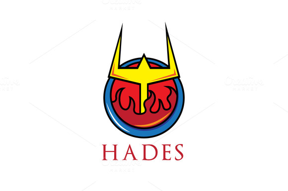 hades symbol coloring pages - photo#41