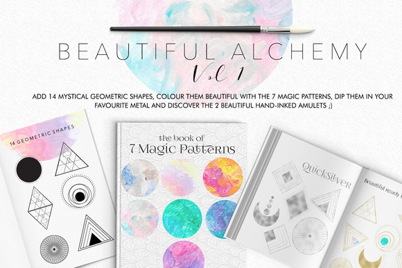 Beautiful Alchemy vol. 1 - Objects
