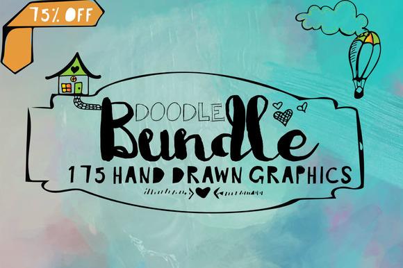 75% OFF Bundle Of Doodles