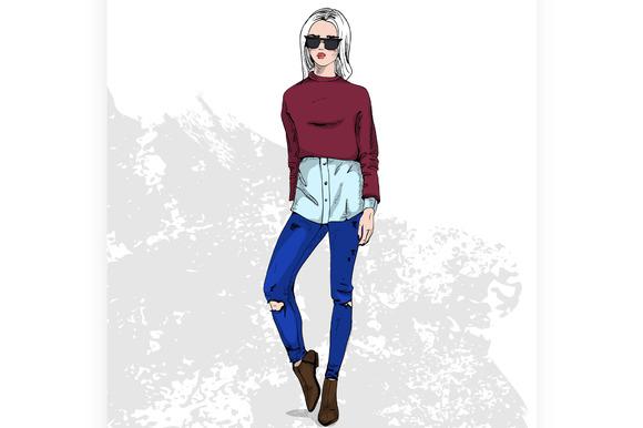 Fashion Look Color
