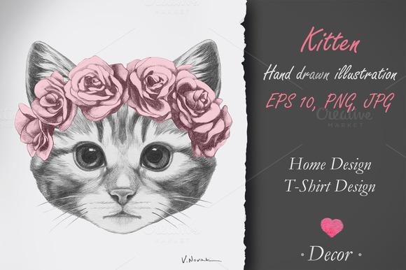 Kitten Decor