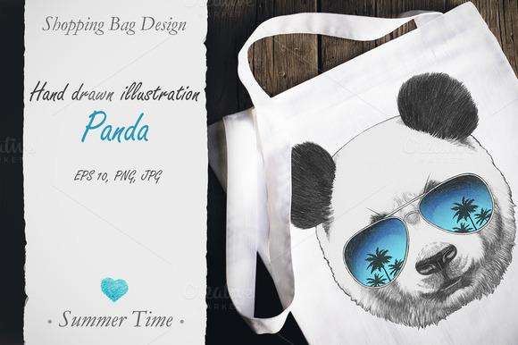 Panda Summer Time