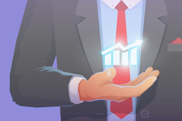 Business Illustrations Set