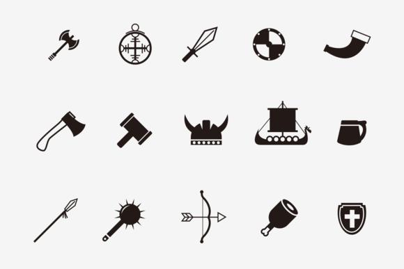 15 Viking Icons And Symbols