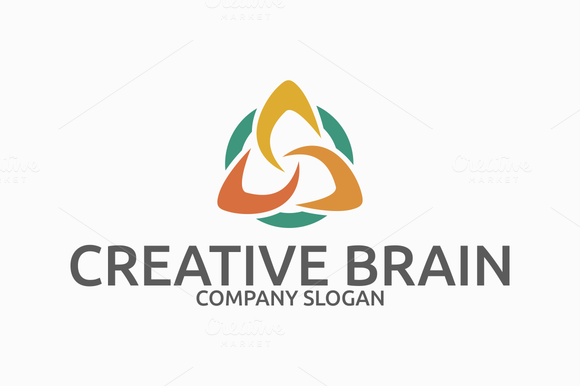 Smart Brain Logos » Designtube - Creative Design Content