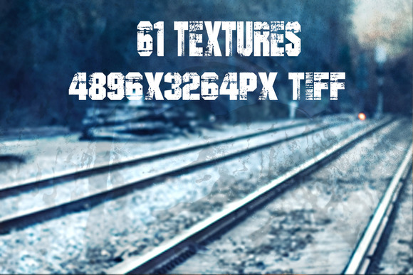 61 High-res Textures