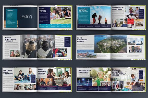 College University Brochure Template 621898 Heroturko Download – University Brochure Template