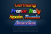 Adobe Illustrator styles Fl-Graphicriver中文最全的素材分享平台