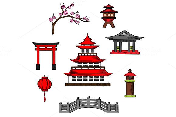 Japan Travel And Culture Cions