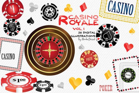 Casino Royale Vol.1 Illustrations