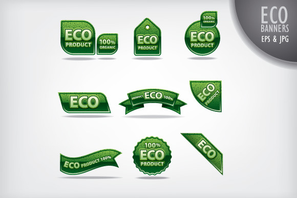 Eco Banners And Stickers