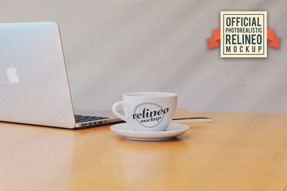 Coffee Cup Mock-up 14 Relineo