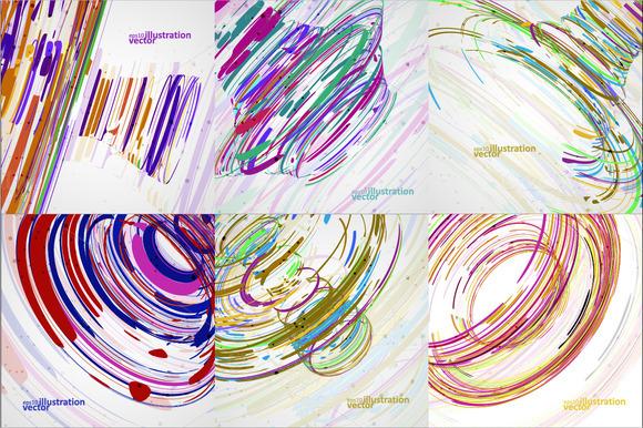 Futuristic Abstract Shape