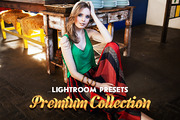 Premium Lightroom Presets-Graphicriver中文最全的素材分享平台