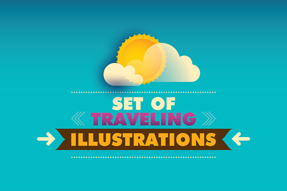 Traveling Illustrations