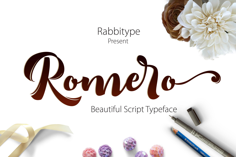Romero Script - Script - 1